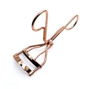 eyelash curler,Silicone Pad,gold plating,JC13003-3