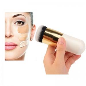 Flat Liquid Foundation Makeup Brush Beauty Blush BB Cream Contour Concealer Makeup Brushes-JC14101-1