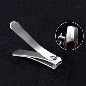 Stainless Steel Toe Nail Clipper-JC22001