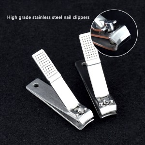 Stainless Steel Toe Nail Clipper-JC22013