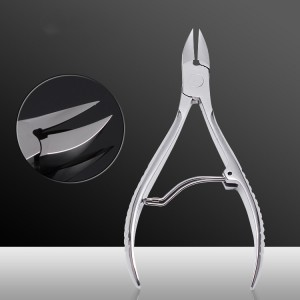 Professional Cuticle Nail Nipper-JC24003