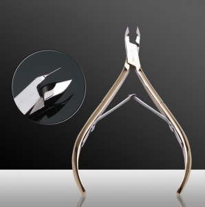 Professional Cuticle Nail Nipper-JC24007