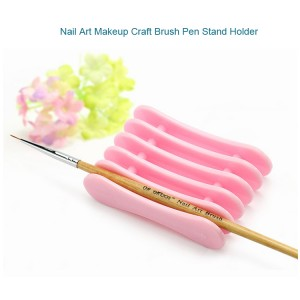 Nail Art Makeup Craft Brush Pen Stand Holder-JC44002