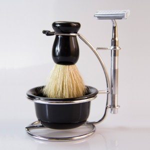 Best Men's Gift Shaving Brush Set-JC51202