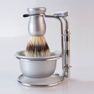 Best Men's Gift Shaving Brush Set-JC51207