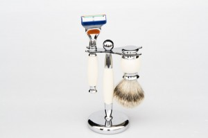 Best Men's Gift Shaving Brush Set-JC51209