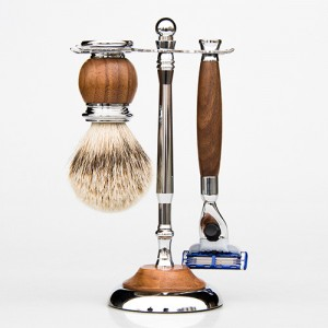 Best Men's Gift Shaving Brush Set-JC51210