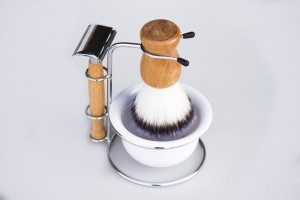Best Men's Gift Shaving Brush Set-JC51211