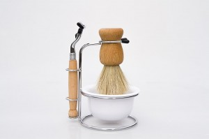 Best Men's Gift Shaving Brush Set-JC51212