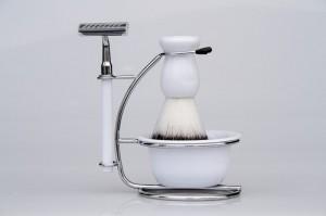 Best Men's Gift Shaving Brush Set-JC51215