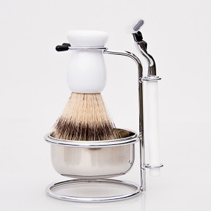 Best Men's Gift Shaving Brush Set-JC51218