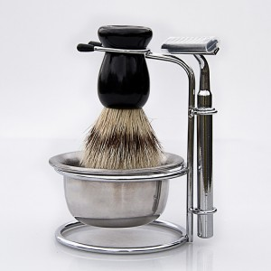 Best Men's Gift Shaving Brush Set-JC51219