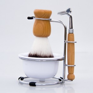 Best Men's Gift Shaving Brush Set-JC51220