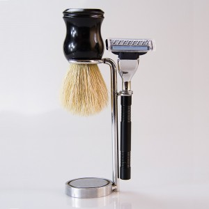 Best Men's Gift Shaving Brush Set-JC51223