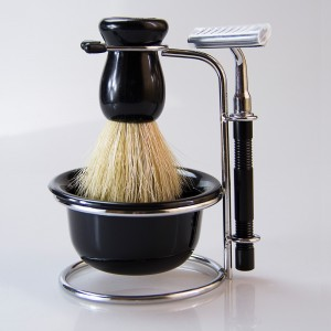 Best Men's Gift Shaving Brush Set-JC51224