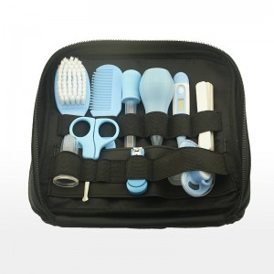 Hot Sale Baby Health care Grooming Kit Nursery Care Kit-JC74107